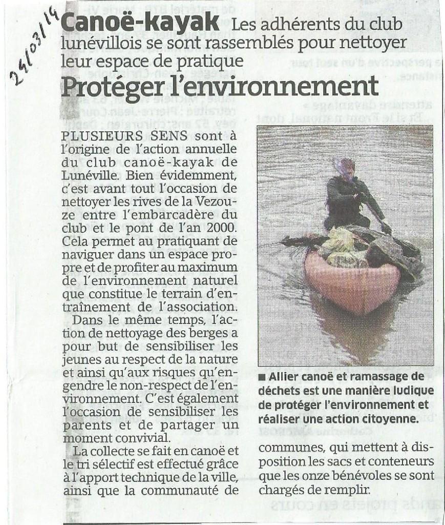 nettoyage de printemps 2014 article 23-03-14